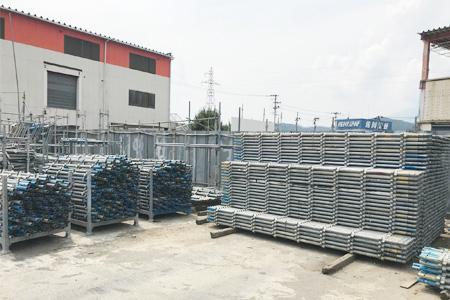 仙台営業所の足場資材管理2