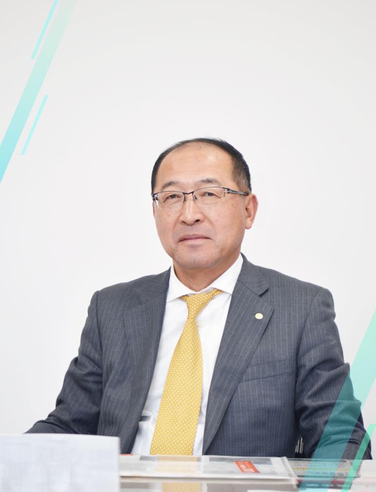 福島の足場施工会社 セーフティーステップ 代表取締役 大須賀 安幸