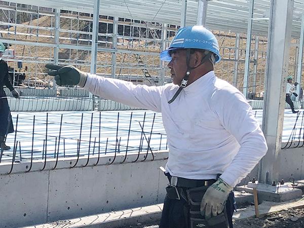 セーフティーステップの安全で高品質な足場施工。