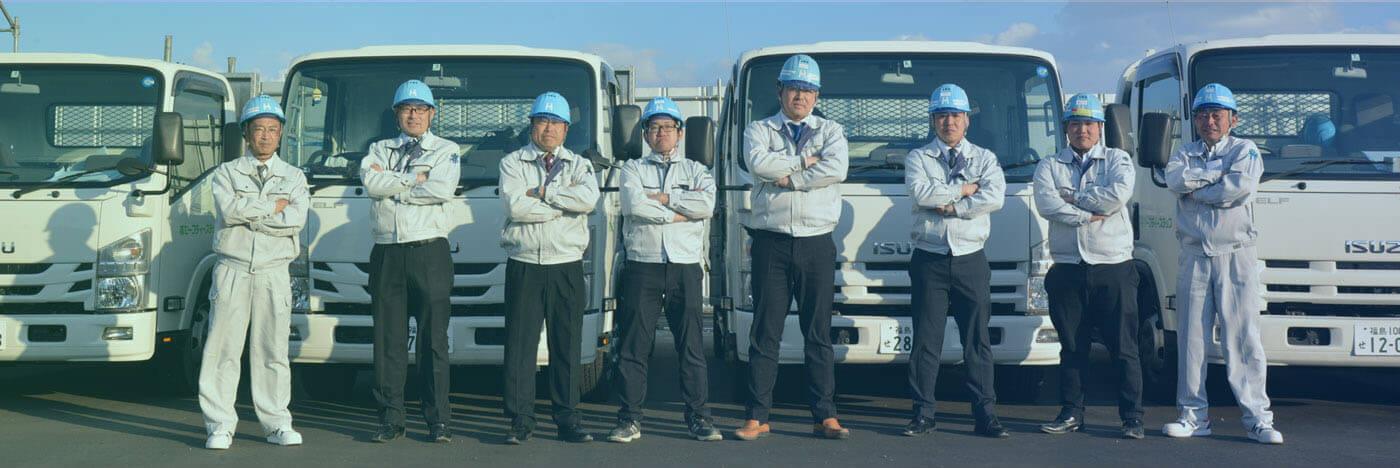 福島県の足場施工会社セーフティーステップの採用情報