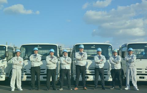 福島県の足場施工会社セーフティステップの採用情報