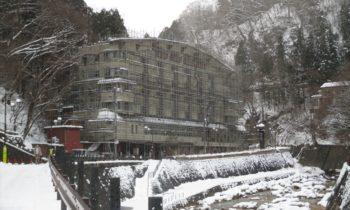 福島県福島市 旅館修繕工事